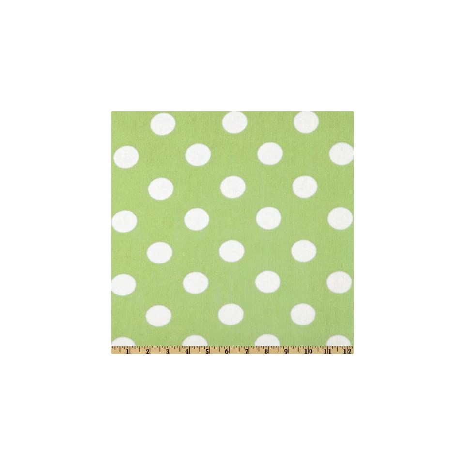 60 Wide Minky Jumbo Cuddle Mint Fabric By The Yard