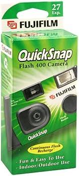 Fujifilm 35mm Flash Disposable Camera