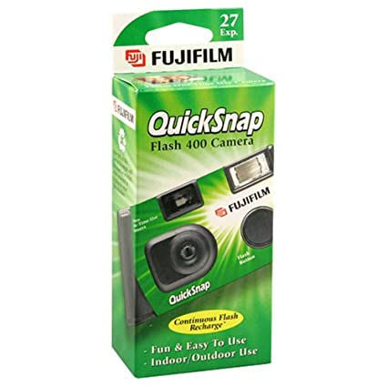Fujifilm QuickSnap Flash 400 Camera