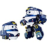 "Animation Characters ""Kay"" Toy, Kids, Child, Korean Animation ""Robot Train""Transformer Train Robot Character"