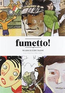 Cover Fumetto! 150 anni di storie italiane
