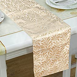 Zaffre Jacquard Single Table Runner 120X33CM