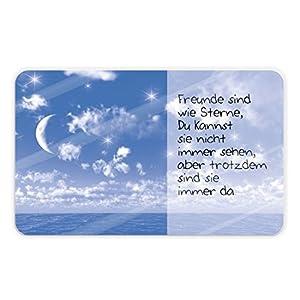 """la vida - 310603 Ein Brettchen für Dich \""""Freunde sind wie Sterne...\"""""""