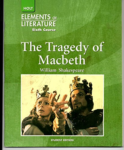 "an overview of the tragic tale of macbeth a play by william shakespeare Macbeth essay introduction macbeth: william shakespeare wrote the play ""macbeth"" in the play is a tragic story, because macbeth was a noble."