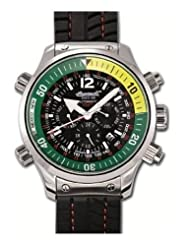 Ingersoll Men's IN4102BKGY Classic Automatic Polyurethane Strap Watch