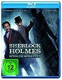 Sherlock Holmes 2: Spiel im Schatten [Blu-ray]