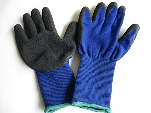 Garden Gloves For Women-Nitrile Garden Gloves Ladies Teens-Small Light Work Gloves Extra Long Cuffs (Small Bushes compare prices)