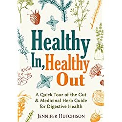 Healthy In, Healthy Out: A Quick Tour of the Gut & Medicinal Herb Guide for Digestive Health