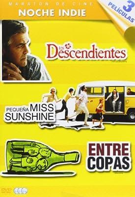 Los Descendientes / Pequeña Miss Sunshine / Entrecopas (Import Movie) (European Format - Zone 2) (2013) Ale