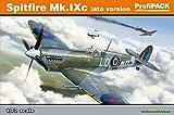 Eduard Plastic Kits 70121-Maqueta de Spitfire Mk ixc Late Versión profesional Pack