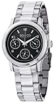 SO&CO York Women's 5012.1 Madison Analog Display Japanese Quartz Silver Watch by SO&CO New York
