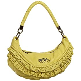 Betsey Johnson Betsey Frill Large Hobo