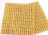 (ココ)COCO キッチン ひんやり シート 竹マット デスク チェア を 快適 に 天然 竹 仕様 チェア クール 座布団