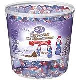 Milka Mini Weihnachtsmänner 1,54kg Dose
