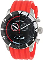 Nautica Men's N17584G NSR 08 Sporty Resin Watch by Nautica