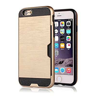 iPhone 6s plus Case,Thinkcase Card Slot Protective Cover Case for iPhone 6s plus 5.5inch from Thinkcase