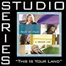 This Is Your Land (Studio Series)
