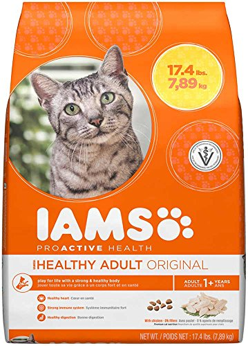 Iams Proactive Health Adult Original With Chicken Cat Food Review