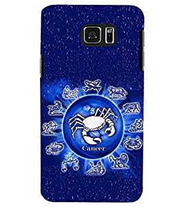 PRINTSWAG CANCER Designer Back Cover Case for SAMSUNG GALAXY NOTE 5 EDGE