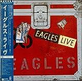 Eagles Live + Poster