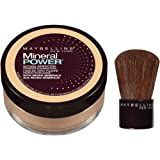 Maybelline New York Mineral Power Powder Foundation, Nude, 0.28 Ounce