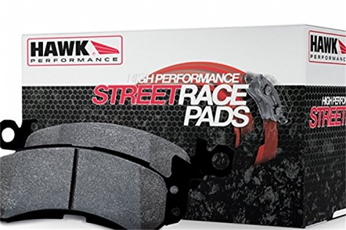 Hawk Performance (HB194R.570) High Performance Street Race Brake Pad (Camaro Ss Break Pads compare prices)