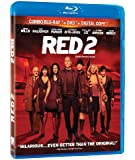 Red 2 [Blu-ray + DVD + Digital Copy] (Bilingual)