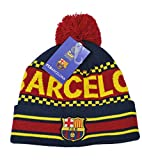 FC Barcelona Style Beanie YellowRed
