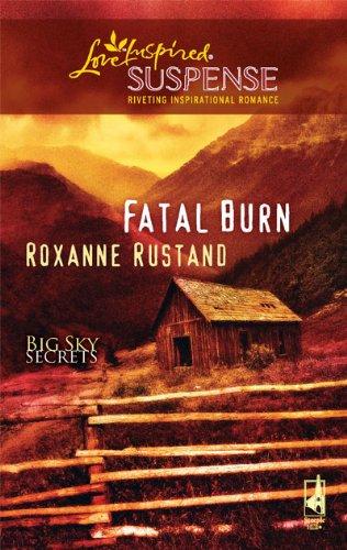 Image of Fatal Burn (Love Inspired Suspense)