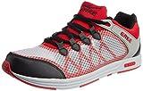 Erke Men's Black and Red Nordic Walking Shoes - 7 UK (11113203230-003)