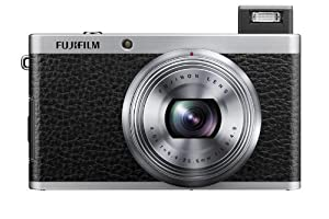 Fujifilm XF1 Digital Camera - Black (12MP, 2/3 inch EXR-CMOS Sensor, 4x Optical Zoom) 3 Inch LCD ack (12MP, 4x Optical Zoom) 3 inch LCD