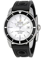 Save Huge On Breitling Men's A1732124/G717 Superocean Heritage Silver Dial Watch Limited time