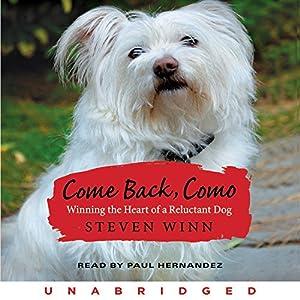 Come Back, Como Audiobook