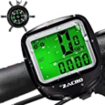 Zacro Bike Computer, BS251 Original W...