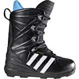 Adidas 2014 The Blauvelt (Black White Bluebird) Snowboard Boots by adidas