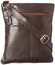 Latico Athena 7803 Cross Body,Espresso,One Size