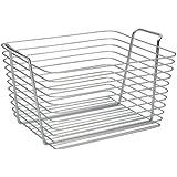 InterDesign Classico Basket, Large, Chrome