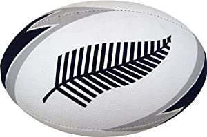 Buy New Zealand Mini Rugby Ball by Red Rhino Sports