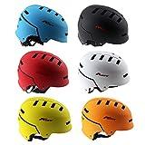 Aidy Adult Helmet Men Women Adjustable Helmet Sport Helmet Multi Sport Helmet BMX Helmet Outdoors Sport Helmet Skateboarding Helmet Bicycle Helmet Cycling Helmet Road Helmet Bike Helmet