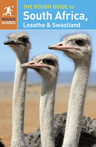 The Rough Guide to South Africa, Lesotho & Swaziland (Rough Guide To South America compare prices)