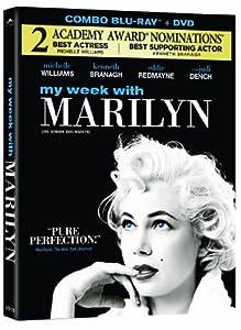 My Week With Marilyn [Blu-ray + DVD] (Bilingual)