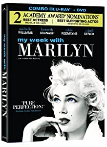 My Week With Marilyn [Blu-ray + DVD] (Bilingual)