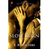 Slow Burn (Contemporary) (The Fitzgerald Family Book 1) ~ E.B. Walters