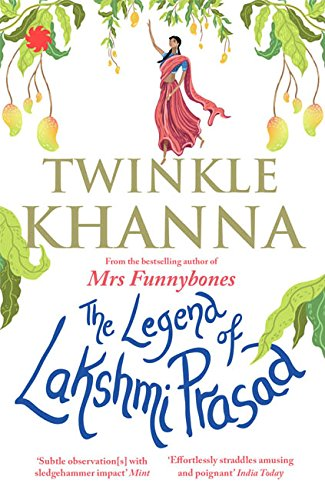My first book by Mrs Funnybones was such an amazing experience that I could not wait to lay my hands on her second book- The Legend of Lakshmi Prasad and today I can happily say that I am a fan of her writing!  Quite different from her first book, this book would make anyone realize that life is truly what you make of it. With the underlying theme of feminism, the book has four chapters- and each story is so heartwarming that the characters are etched in your memory for long.  Salaam,Noni Appa has been my most favorite story, of the lot- a story of two sisters in their late sixties fighting loneliness and an unexpected friendship – a tale that re-assured me that true love is nothing beyond genuine companionship & friendship that sees no age or religious bars.  Each story is of ordinary, simple people like you and me, who you'd instantly connect with and would  find yourself rooting for.   For me the book had a simple yet extremely powerful message- whether you wish to do something for your society or for your own happiness- do it un-apologetically and completely, irrespective of any opposition that you may face.