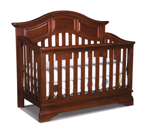 Westwood Design Donnington Convertible Crib, Virginia Cherry