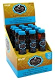 Hask Vials Argan Oil Healing Shine Hair Treatment 0.625oz(12 Pieces) by Hask-Placenta