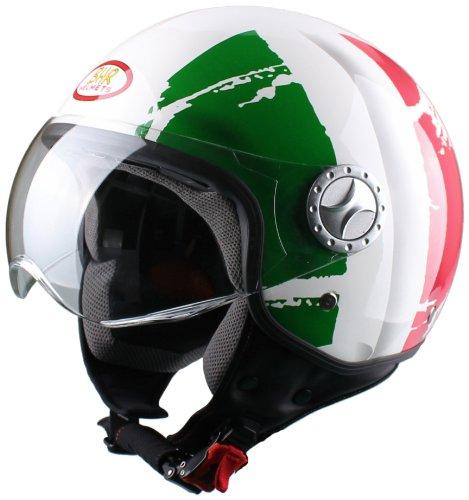 bhr-49840-demi-jet-casco-bandera-italia-talla-l-59-60-cm