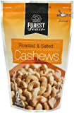 Forest Feast Savoury Doypacks Roasted and Salted Cashews 250 g (Pack of 4)