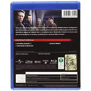 Battlestar GalacticaStagione02 [Blu-ray] [Import italien]