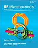 img - for RF Microelectronics (2nd Edition) (Prentice Hall Communications Engineering and Emerging Technologies Series) by Razavi, Behzad Published by Prentice Hall 2nd (second) edition (2011) Hardcover book / textbook / text book